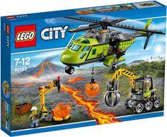 LEGO City Volcano Explorers, Vulkan transporthelikopter