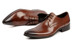 Find More Oxfords Information about New Arrival Brand Men Dress Shoes Best Quality  Genuine Leather Man Oxfords Luxury Italian Stylish Formal Businss Wedding Shoes,High Quality shoes volleyball,China shoe winter Suppliers, Cheap shoe business from To Be A Sexy Men on Aliexpress.com