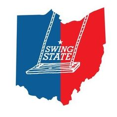 Swing State Election 2012 Graphics