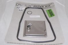 GEARBOX FILTER KIT Transmission Filter Kit; aftermarket.; Fits: Discovery II; 4.0 ltr - V8 Part Number: RTC4653KIT