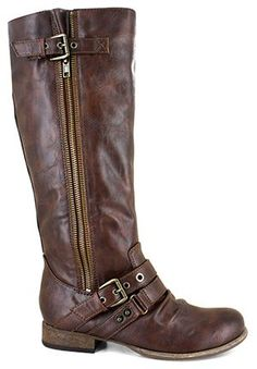 Carlos Santana® Hart available at SHOE DEPT. ENCORE #riding #boots #fall2013 #fashion #carlossantana