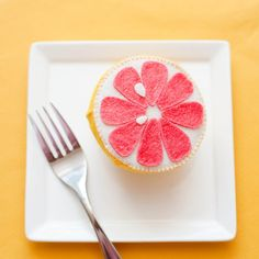 Felt Grapefruit Breakfast