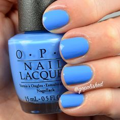 Rich Girls & Po Boys-new from the OPI New Orleans Collection for spring/summer 2016. @gopolished