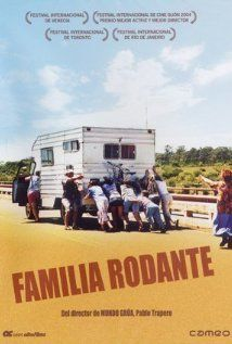 This broken-down RV starred in Rolling Family movie - Familia Rodante - (2004) http://www.practicalmotorhome.com/blog/breaking-bad-stars-drove-rv-premiere-their-hit-tv-series