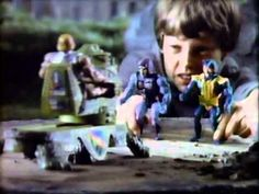 He Man Masters of the Universe Dragon Walker toy commercial 1984  #MOTU