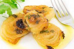 Cipolle gratinate al parmigiano - Fidelity Cucina