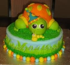 turtle birthday cake - Google Search