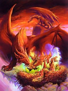 Dragon family