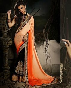https://www.a1designerwear.com/divine-orange-chiffon-saree