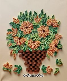 quilling | quilling art by razvansioana Sometimes the work involved is mind boggling.