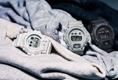 g-shock heathered!!