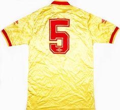 c362b79f691 1986-88 Sheffield United Match Issue Away Shirt  5 Vintage Football Shirts