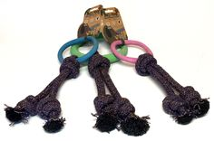Beco Hoop on a Rope Dog Toy - Small - https://pet-presents.co.uk/product/beco-hoop-rope-dog-toy-small/