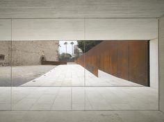 Nieto Sobejano Arquitectos — Castillo de la luz Museum