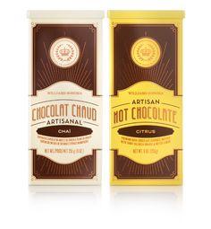 Williams-Sonoma Hot Chocolate - Lab Partners Art & Design
