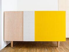 DIY meuble profond pour grandes feuilles papier