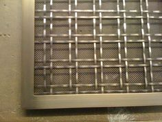 Image result for wire grill for entertainment cabinets