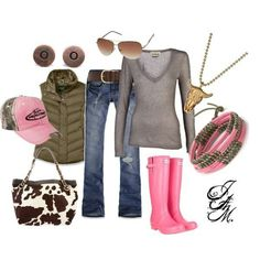 Country girl clothes!!