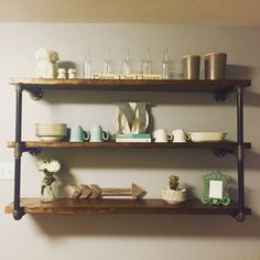 Hey, I found this really awesome Etsy listing at https://www.etsy.com/listing/385225292/industrial-shelving