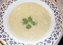 Bílá zelná polévka s kmínem Cheeseburger Chowder, Cantaloupe, Soup, Fruit, Google, Soups