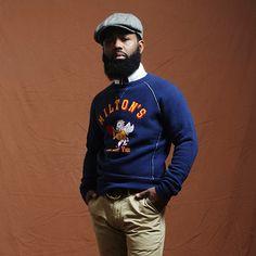 Brooklyn circus sweater