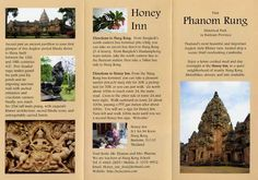 17 Great Travel Brochure Examples Fit for Globetrotters   Brochure     brochure examples   Google Search