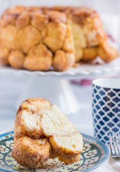 Monkey Bread - ein Rösselmehl & Law of Baking Rezept Monkey Bread, French Toast, Law, Baking, Breakfast, Food, Oven, Food Portions, Bakken
