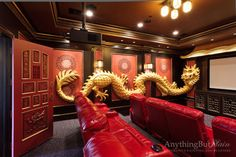 Fabulous Asian Themed Theater
