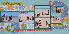 Summer Lovin' - Scrapbook.com