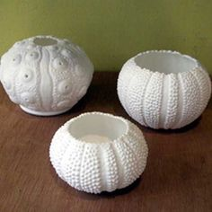 Sea Urchin Votives @ globaltable.com — Maxwell's Daily Find 11.06.12