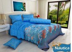 SpreiMaster: Sprei & Bedcover Santika Nautica  call 085228181942