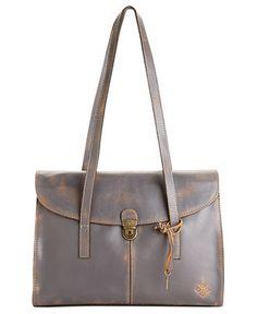 Love it!  Patricia Nash Handbag, Cantabria Portfolio Tote - All Handbags - Handbags & Accessories - Macy's