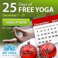 2012 MindBodyGreen Holiday Gift Guide - My Yoga Online