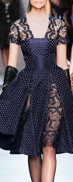 @Maysociety Georges Chakra Couture Fall 2014