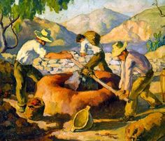 Mineros de Andacollo - Ladislao Cheney