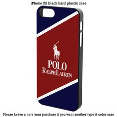 Custom Polo Ralph Lauren Cover iPhone 4 5 5s 5c 6 6s 6+ 6s+ Samsung Case