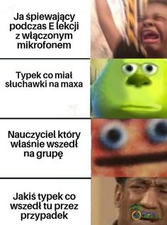 Very Funny Memes, True Memes, Wtf Funny, Polish Memes, Funny Mems, The Sims4, School Memes, Really Funny, Best Memes