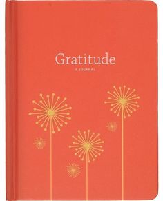 Gratitude Journal - $14.95 »  Oprah says you should write down five things you are grateful for every night. Pass this tidbit along to your host when you pass him or her this gratitude journal.