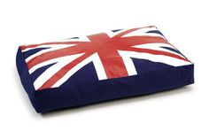 Beeztees Union Jack Cat Rest Cushion, Blue >>> Visit the image link for more details. Union Jack, Maine Coon, Rest, Cushions, Throw Pillows, Cat Beds, Blankets, Image Link, Toss Pillows