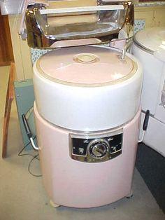 fashioned wringer washing machine