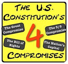 The U.S. Constitution's Four Compromises: The deals that c