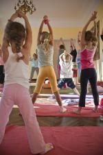 Eltern-Kind Yogaferien