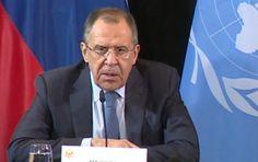 """A razão que explica o mal-estar dos EUA com a Rússia encontra-se no fato de que Washington começou gradualmente a perceber que sua """"onipotência"""" está acabando. Quem afirma é o ministro das Relações Exteriores da Rússia, Sergei Lavrov."""