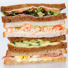 healthy diet sandwich - live like catiuscas