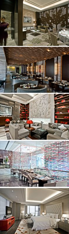 The Westin Hotels & Resorts @ Ningbo,Zhejiang by HBAHirsch Bedner Associates