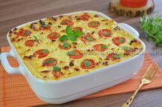 Torta Salgada de Batata Doce com Frango