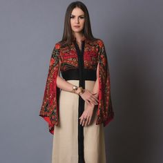 Abaya Fashion, Muslim Fashion, Ethnic Fashion, Modest Fashion, Women's Fashion Dresses, Modest Dresses, Simple Dresses, Afghani Clothes, Batik Dress