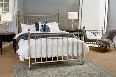 Harbourne Queen Bed