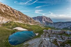 Dragon lake - This is a shot taken in one of my last trip in Ioannina…