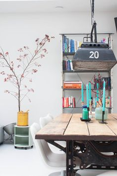 My Houzz: Dreary Dutch Storeroom Becomes a Modern, Light-Filled Home
